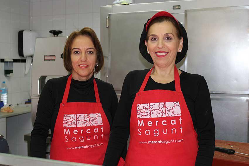 Pilar Cuenca Sanchís - Matilde Cuenca Sanchís