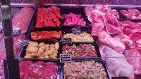 Marinados de carne y verduras