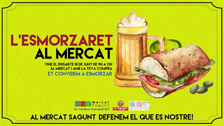 L'Esmorzaret al Mercat