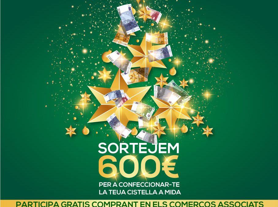 SORTEO DE VALES DE COMPRA, Hasta 600€ para confeccionar tu cesta perfecta!