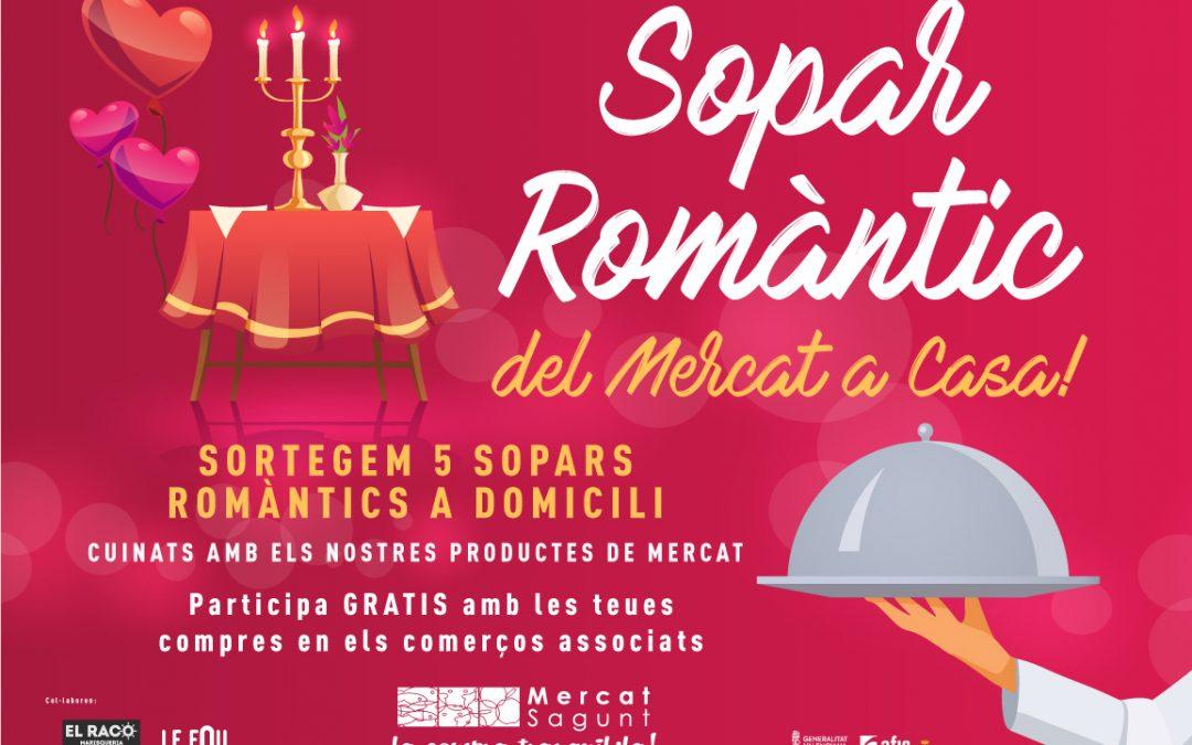 Guanya un Sopar Romàntic a Domicili
